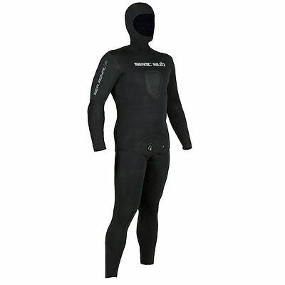 SEAC Sea-Royal 2 Piece Men's Diving Wetsuit 3.5mm, 5mm or 7mm Neoprene -S to XXL