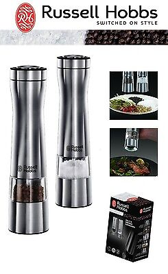 Russell Hobbs 22810-56 Classic Salt and Pepper Grinders