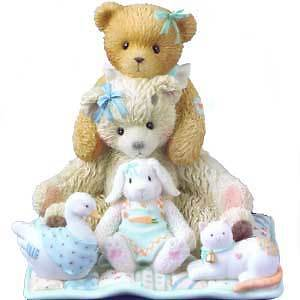 Cherished Teddies Chrissy And Friends 114124 NIB