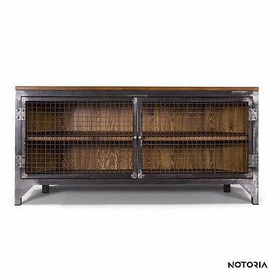 clatri kommode sideboard schrank regal industrial design. Black Bedroom Furniture Sets. Home Design Ideas