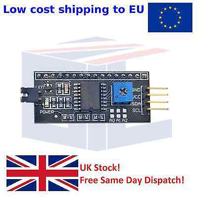 PCF8574 IO IIC/I2C/TWI/SPI Serial Interface Board Module Port for 1602 LCD