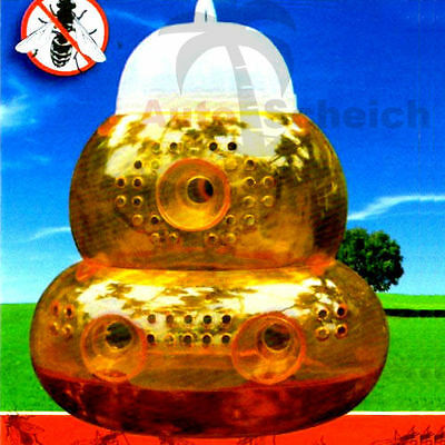 Insect And Wasp Trap Flytrap Insect Killer Mosquito Wasp Garden