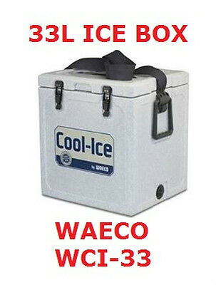33Litre Weeco Cool Ice Ice Box Cool-Ice Cooler Box Cooler Box 33L WAECO WCI-33