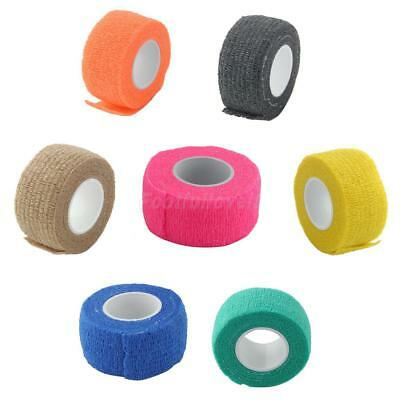 Cohesive Sports Self Adhesive Athletic Support Wrap Bandage Strap Tape 2.5Cm