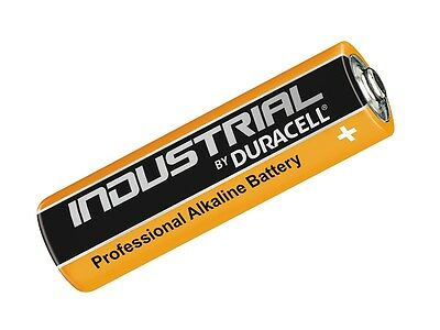 10 x Duracell Industrial AA 1.5V LR6 Alkaline Batteries MN1500 Replaces Procell