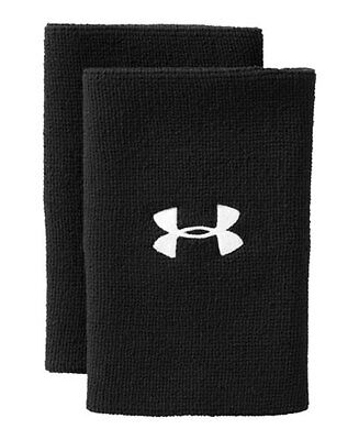 Under Armour Performance 6 Inch Wristband Pair 1218006