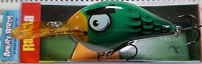Rapala Angry Birds DT10HAL Green Bird Fishing Lure