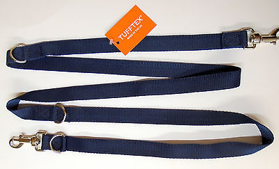 Thick Heavy Duty Police Adjustable Dog Training Lead Police Lead 6 WAY 10 Colour