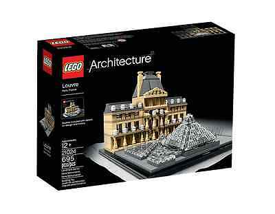 LEGO® Architecture 21024 Louvre NEU OVP NEW MISB NRFB
