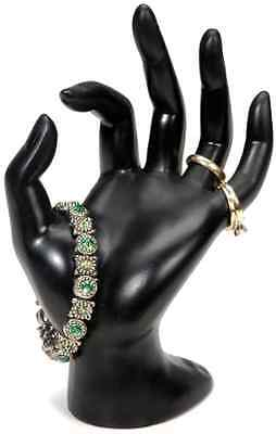 Jewelry Display Organizer Hand Form Stand Bracelet Necklace Ring Holder Show .