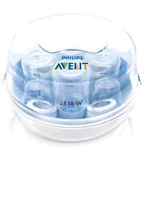 Philips AVENT Electric Steam Sterilizer 3-in-1 -- New .