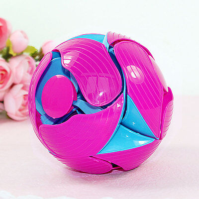 Color Changing Magic Ball Flip Activation Energy Demo Switch Pitch Randomly