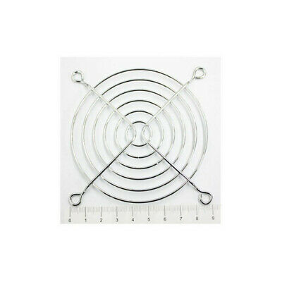 90mm PC Fan Metal Grille Protector Finger Guard