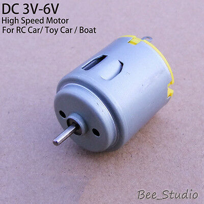 R260 DC 3V-6V 5V Mini Motor 2mm shaft for RC Remote Control Car Toy Car Boat DIY
