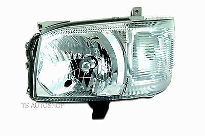 For Toyota Hiace Commuter Van D4D 2005-2010 LH Front Head Lamp Light Replacement