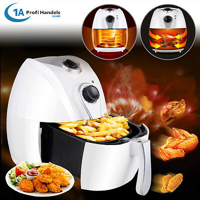 Healthy Low Fat Fryer Hot Air Fryer Oil Free Electric Deep Fat Kitchen Chip Food