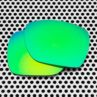 New Volt Polarized Green Replacement Lenses for Oakley Deviation