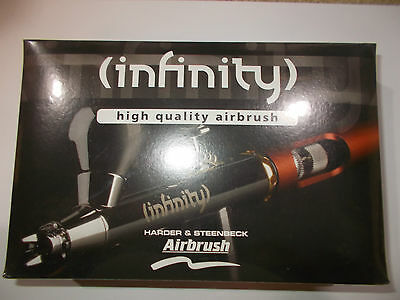 Harder & Steenbeck Infinity CRplus 2 in 1 Airbrush. 0.2mm & 0.4mm 126594
