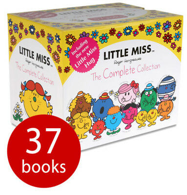 Little Miss: The Complete Collection  Boxed - 37 Books