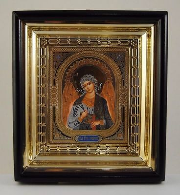 Orthodox Icon St.Guardian Angel the wooden kiot 17*19 cm