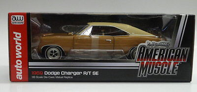 aw auto world 1/18 1969 Dodge Charger R/T SE