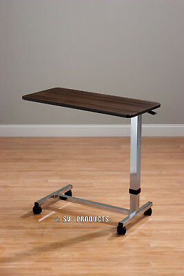 Hospital Laptop Food Over-Bed Table Stand 217