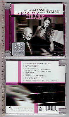 Heather Masse , Heather Masse And Dick Hyman, Lock My Heart (SACD_Hybrid)