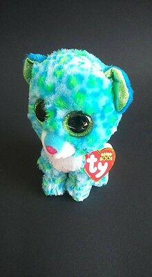 MaoMaoGifts TY Beanie Boos Leona the Leopard Soft Toy