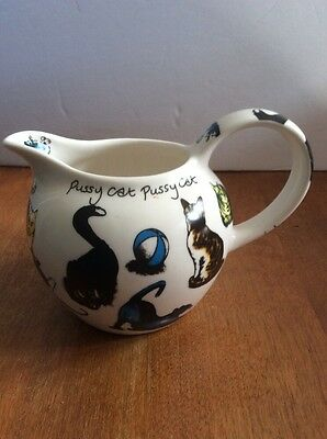 PAUL CARDEW Design 2004 CAT TEA CREAMER