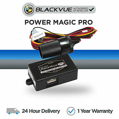 BlackVue Power Magic PRO Dash Cam Vehicle Battery Discharge System