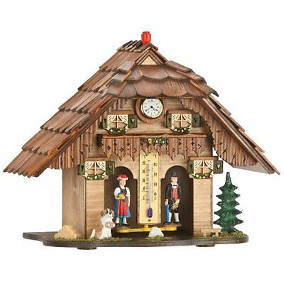 Exclusive German Black Forest weather house TU 848