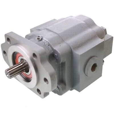 "Ml51 (L/pl) Series Hydraulic Pump 27 Gpm - 7/8"" 13 Spline Shaft"