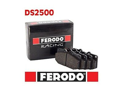 89A-FCP541H PLAQUETTES DE FREIN FERODO RACING DS2500 FORD Galaxy 2