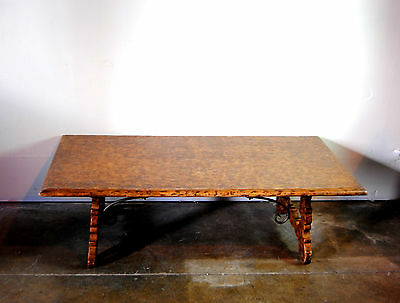 Unique Antique Coffee Table