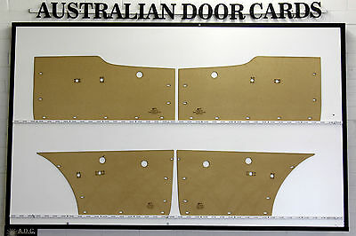 Ford Falcon XM,XP Door Cards. Suit Sedan & Wagon.
