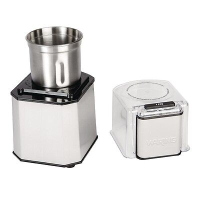 Waring Professional Spice Grinder Stainless Steel Home Kitchen