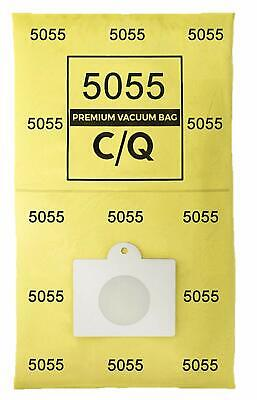 40 Kenmore Vacuum Bags C 5055 50557 50558 Panasonic C-5 (4 SEALED 10 Packs)