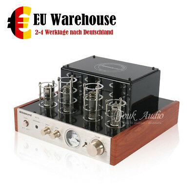 Power Intergated Amplifier HiFi Stereo Hybrid Valve Tube Amp Röhrenverstärker