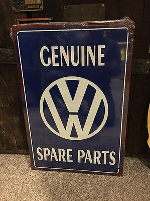 VW Repro Sign