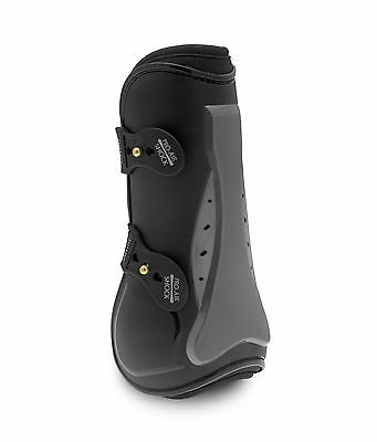 KM Elite - Pro Air Shock Tendon Boots - Strong, lightweight boots with air flow!