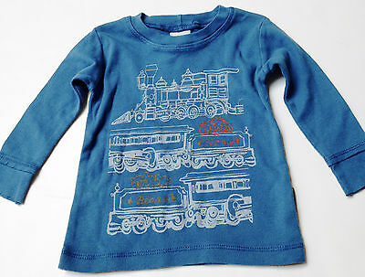 New Charlie Rocket Boys Top Size 3-6 months~Boutique Brand Made in USA~Cotton