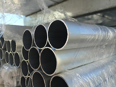 Aluminium Round Tube Pipe choose outside diameters 8-34mm and lengths 500-2000mm