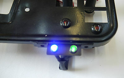 Citroen 2CV indicator & high beam led Dash Unit UK supplier