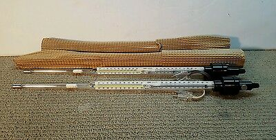 JUMO Brooklyn Thermometer Precision Wired West Germany Lab Glass Supplies