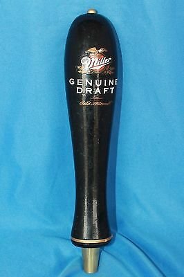 Euro Style Miller tap handle knob pub beer MGD