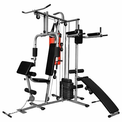New Multi-functional Home Gym with 1 Boxing Bag 210 x 175 x 227 cm (L x W x H)