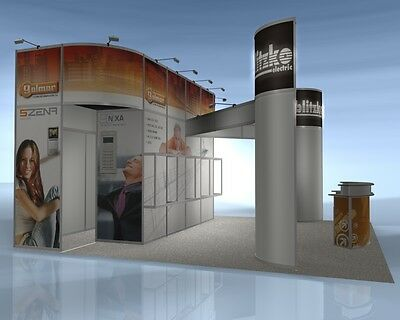 Messestand Messe Stand Messebau Promotionstand