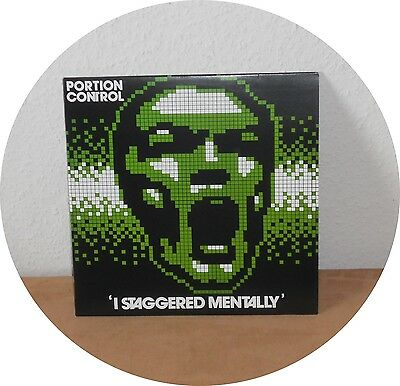 LP Portion Control - I Staggered Mentally, Dark Entries DE-085, US 2015, WASHED