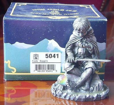 Tudor Mint  Lord of the Rings Frodo Baggins  - Boxed 5041
