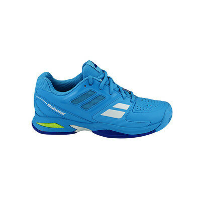 Babolat Junior Propulse Team All Court Tennis Shoes – Blue
